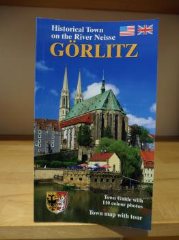 Goerlitz - city guidebook with 110 photos in color